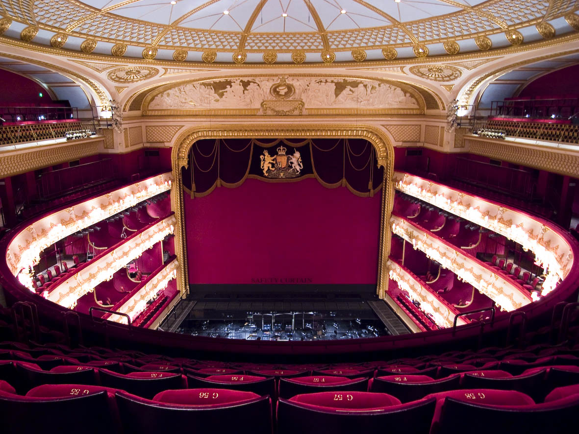 Royal Opera House Pictures 1 2